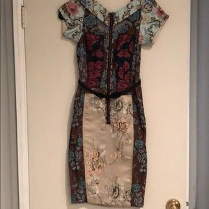 Stunning anthropology dress